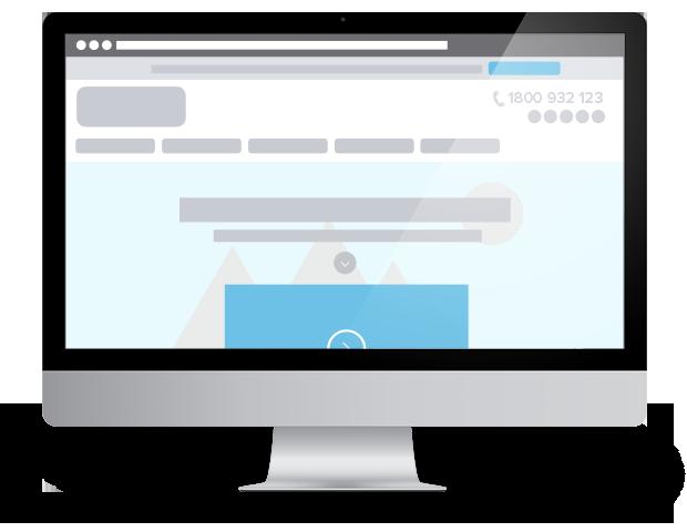 website design that delivers leads